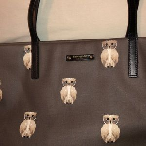 kate spade Bags - Kate Spade Owl tote